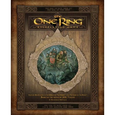 The one ring rulebook boutique philibert for Porte 7th sea
