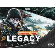 Pandemic Legacy - Season 2 - Black