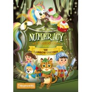 Numeracy Legends and the Rainbow Unicorn