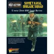 Bolt Action - Soviet Naval Brigade Squad