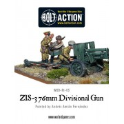 Bolt Action - Soviet ZIS-3 76mm Divisional Gun pas cher