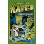 Power Grid - Fabled Expansion