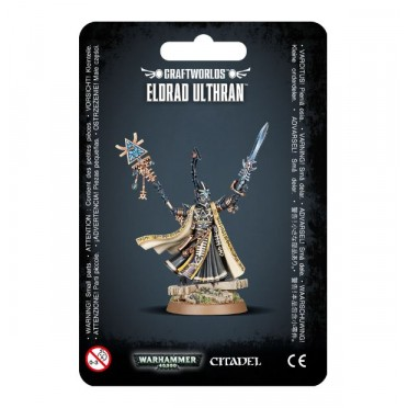 W40K : Eldars - Craftworlds Eldrad Ulthran