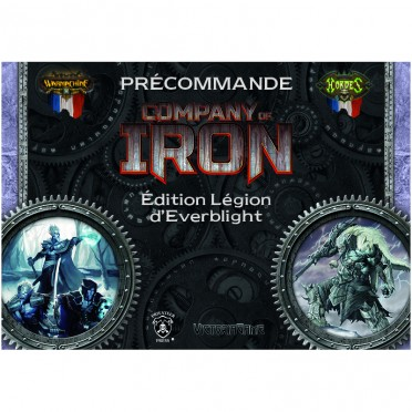 Company of Iron Edition Everblight