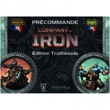 Company of Iron Edition Trollbloods