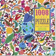 Puzzle - Birds and Flower de Monika Forsberg - 1008 Pièces