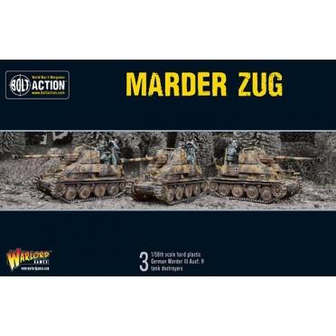 Bolt Action - Marder tank destroyer Zug