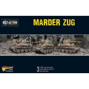 Bolt Action - Marder tank destroyer Zug