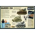 Bolt Action - Marder tank destroyer Zug 5