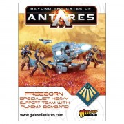 Antares - Freeborn Plasma Bombard