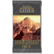 7 Wonders - Cities : Anniversary Pack (Anglais)