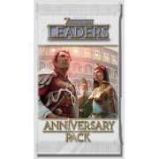 7 Wonders - Leaders : Anniversary Pack (Anglais)