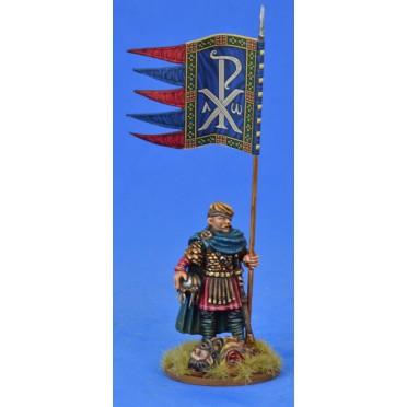 Saga - Bannière de Guerre Briton et Porteur