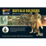 Bolt Action - US - Buffalo Soldiers pas cher