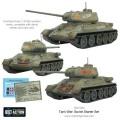 Bolt Action - Tank War: Soviet Starter Set 3
