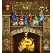 Brettspiel Adventkalender 2017 - Goodie Box