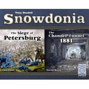 Snowdonia : Siege of Petersburg - Channel Tunnel 1881