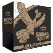 Pokémon Elite Trainer Box - Shining Legends (Anglais)