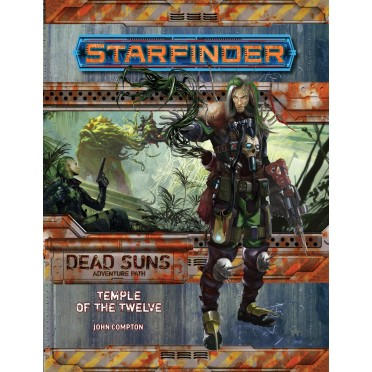 Starfinder - Temple of the Twelve