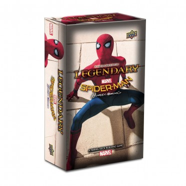 Legendary : Marvel Deck Building - Spider-Man Homecoming Expansion