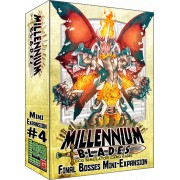 Millennium Blades : Final Bosses Expansion pas cher
