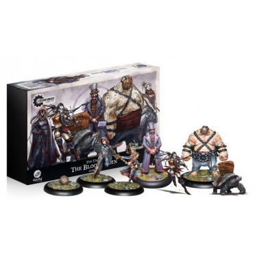 Guild Ball - The Union: The Bloody Coin