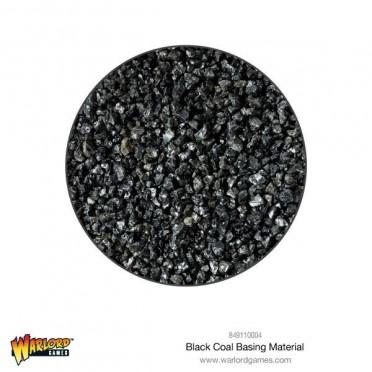 Warlord - Black Coal Basing Material