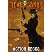 Deadlands Classic - 20th Anniversary : Action Decks pas cher