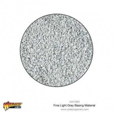 Warlord - Fine light Grey Basing Material