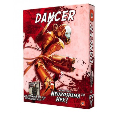 Neuroshima Hex 3.0 : Dancer (Anglais)