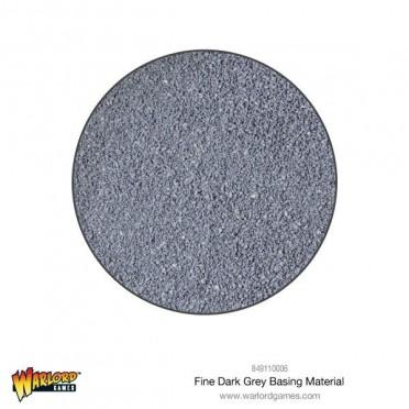 Warlord - Fine Dark Grey Basing Material