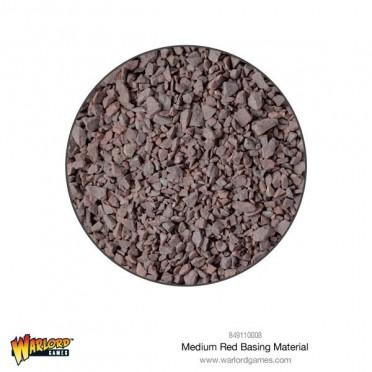 Warlord - Medium Red Basing Material