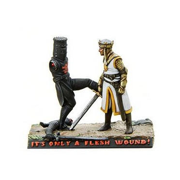 Diorama - It's Only a Flesh Wound