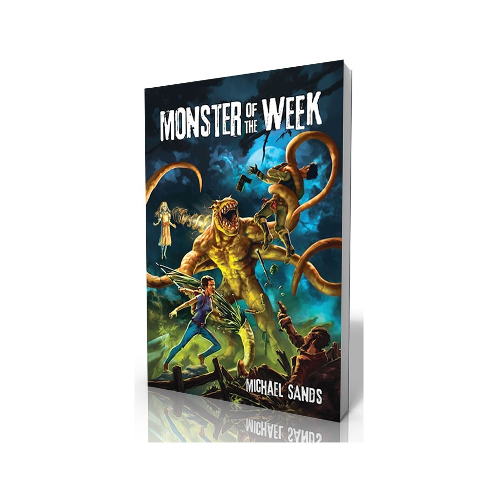 Monster of the Week, le jeu de rôle