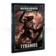 W40K : Codex - Tyranids 8ème Edition VF (Rigide)