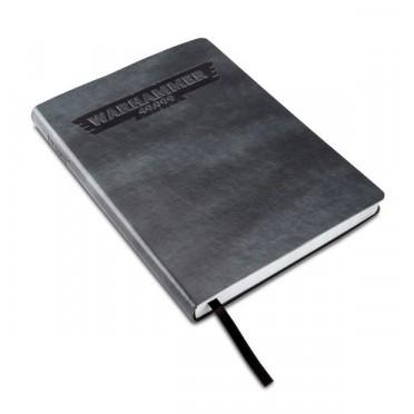 W40K : Accessoires - Battle Journal