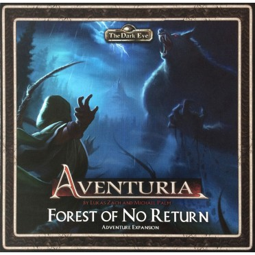 Aventuria - Adventure Card Game - Forest of No Return Expansion