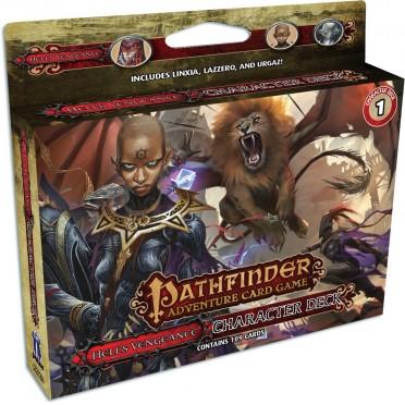 Pathfinder ACG - Hell's Vengeance Charracter Deck
