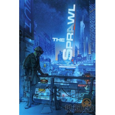 The Sprawl - VF - Couverture Rigide