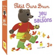 Petit Ours Brun – Jeu des Saisons pas cher