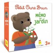 Petit Ours Brun – Mémo du Jardin pas cher