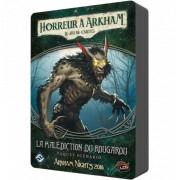 Horreur à Arkham : Le Jeu de Cartes - La Malédiction du Rougarou pas cher