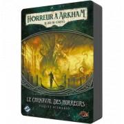 Horreur à Arkham : Le Jeu de Cartes - Le Carnaval des Horreurs pas cher