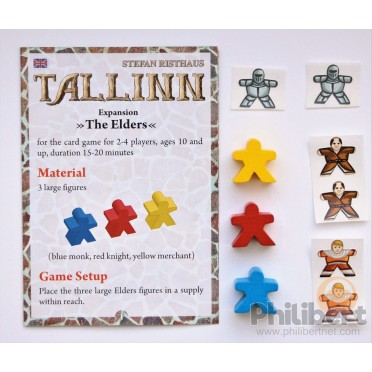 Tallinn - The Elders