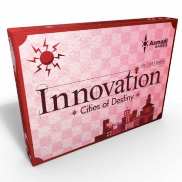 Innovation Third Edition - Cities of Destiny