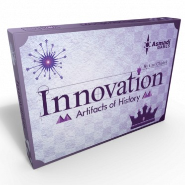 Innovation Third Edition - Artifacts of History