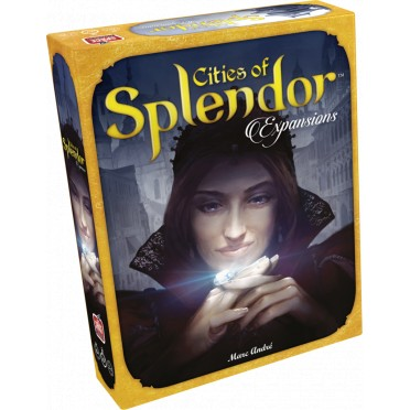 Splendor (Anglais) - Cities of Splendor Expansion