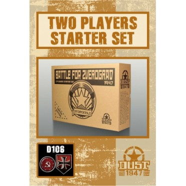 Dust - Battle for Zverograd Starter Set - SSU vs Axis