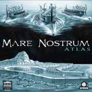 Mare Nostrum (Anglais) - Atlas Expansion