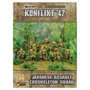 Konflikt 47 - Japanese Assault Exo Skeleton Squad